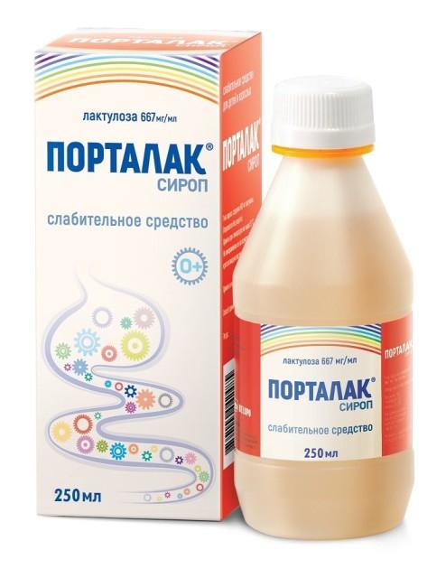 Порталак сироп 250мл купить в Москве по цене от 266.5 рублей