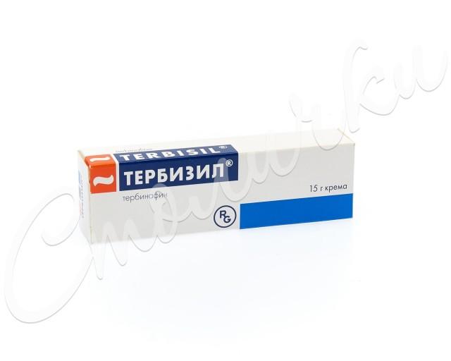 Тербизил крем 1% 15г купить в Москве по цене от 262 рублей