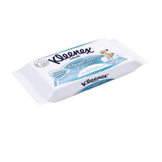 Клинекс бумага туалетн. влажн.сменн.блок №42 купить в Москве по цене от 143 рублей