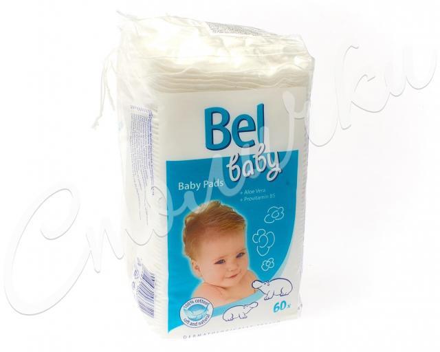Хартманн Бел Бэби ватные подушечки №60 (918561) купить в Москве по цене от 295 рублей