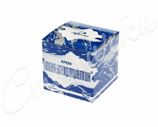Цитралгин крем д/массажа 50мл купить в Москве по цене от 115 рублей