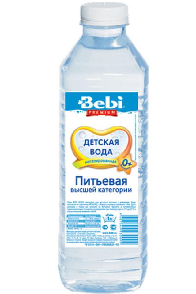 Беби вода питьевая для детей от 0мес. 1л купить в Москве по цене от 0 рублей