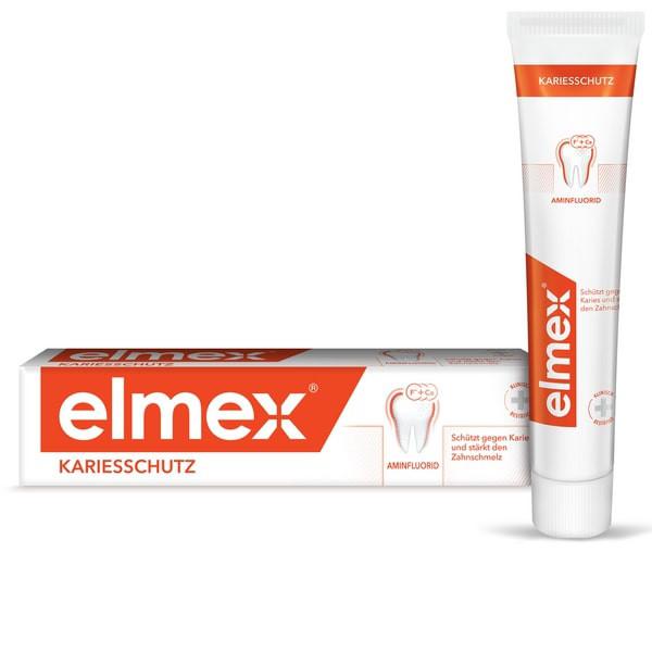 Элмекс зубная паста Защита от кариеса 75мл купить в Москве по цене от 267 рублей