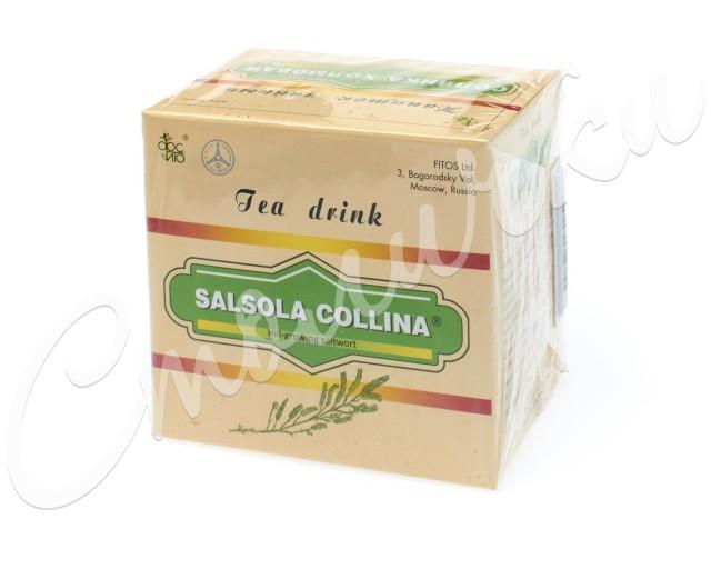 Солянка холмовая чай 3г №20 купить в Москве по цене от 273 рублей
