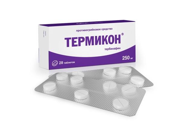 Термикон таблетки 250мг №28 купить в Москве по цене от 881 рублей