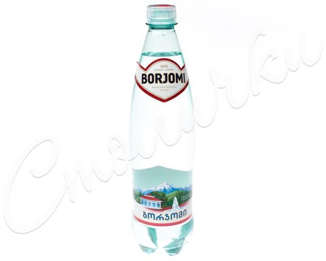 Вода минеральная Боржоми 0,75л ПЭТ купить в Москве по цене от 87 рублей