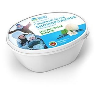 Биомороженое Семейный актив 8% 450г купить в Москве по цене от 468 рублей
