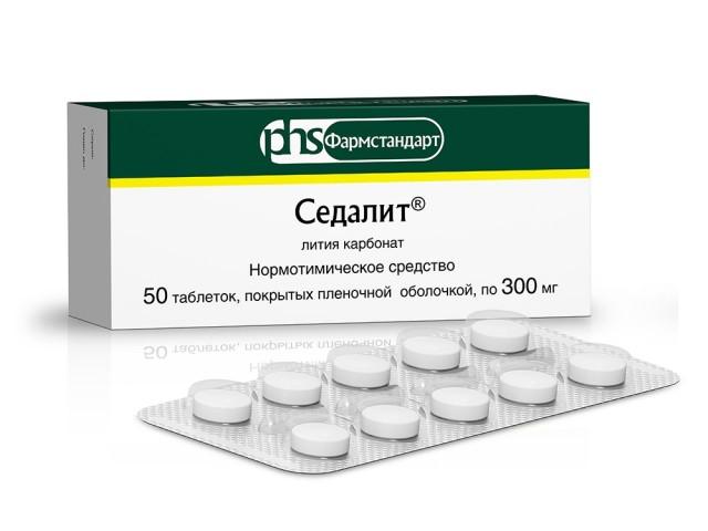 Седалит таблетки п.о 300мг №50 купить в Москве по цене от 122 рублей