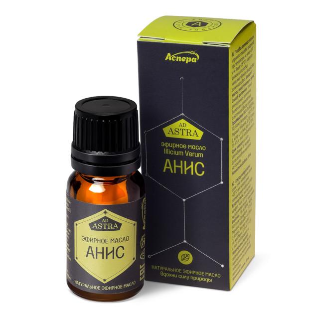 Аспера масло эф. анис 10мл купить в Москве по цене от 118 рублей