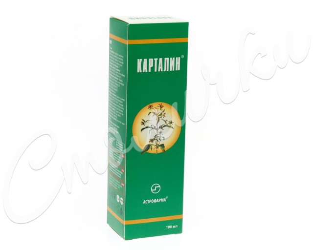 Карталин крем 100мл купить в Москве по цене от 898 рублей