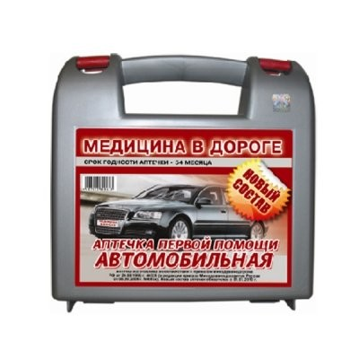 Аптечка ФЭСТ Автомобильная Муссон купить в Москве по цене от 316 рублей