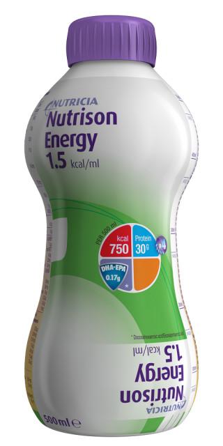 Нутризон Энергия смесь жидкий 500мл купить в Москве по цене от 434 рублей
