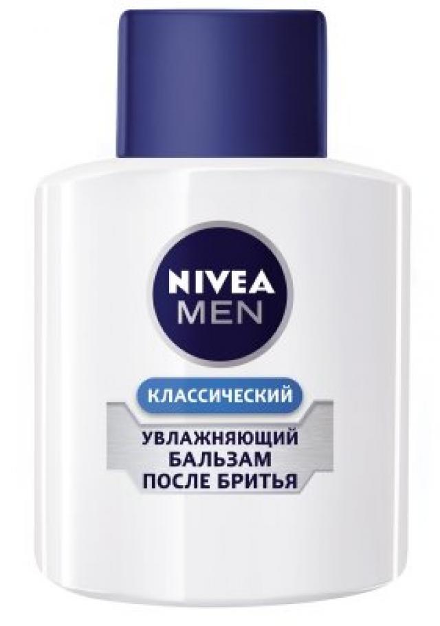 Нивея Мен бальзам после бритья увлажняющий 100мл 81300 купить в Москве по цене от 434 рублей