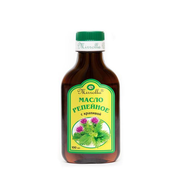 Репейное масло Крапива 100мл купить в Москве по цене от 45 рублей