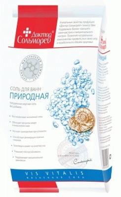 Доктор Сольморей соль для ванн 1кг купить в Москве по цене от 103 рублей