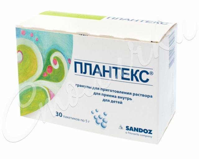 Плантекс гранулы для приготовления раствора внутрь 5г №30 купить в Москве по цене от 0 рублей