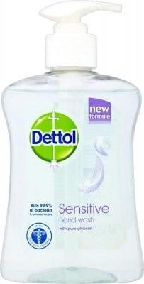 Деттол мыло жидкое антибактериальное глицерин д/чувств. кожи 250мл купить в Москве по цене от 176 рублей