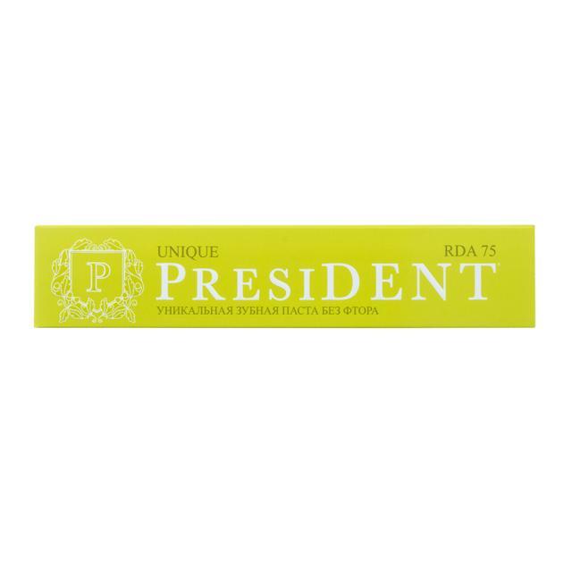 Президент зубная паста Юник 50мл купить в Москве по цене от 181 рублей
