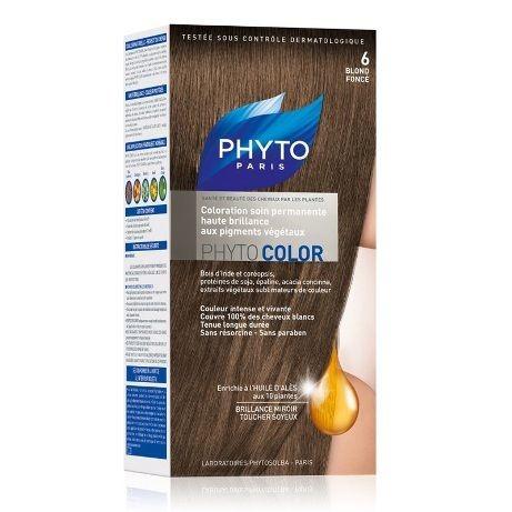 Фитосольба Фитоколор краска для волос т.6 темн.блонд купить в Москве по цене от 1480 рублей