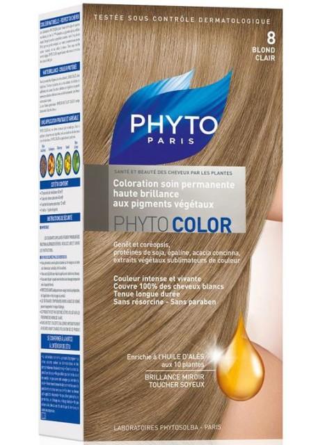 Фитосольба Фитоколор краска для волос т.8 светл.блонд купить в Москве по цене от 1700 рублей