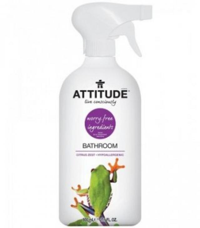 Аттитюд очиститель для ванных комнат 800мл купить в Москве по цене от 0 рублей