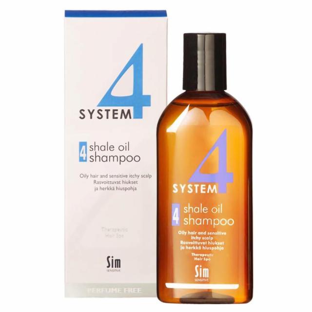 Система 4 шампунь №4 для жирной и чувствительной кожи 215мл купить в Москве по цене от 851 рублей
