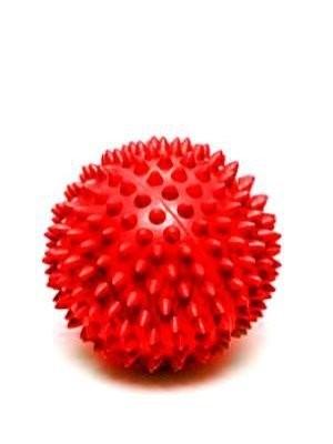 Мяч массаж. 5см красный (ежик) L0105 купить в Москве по цене от 75 рублей