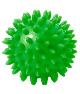 Мяч массаж. 5см зеленый полужесткий м/L0350 купить в Москве по цене от 207 рублей