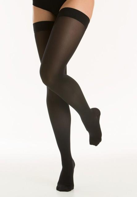 Релаксан чулки Soft на рез. закр. носок К1 р.2/M черный (М1170) купить в Москве по цене от 2610 рублей
