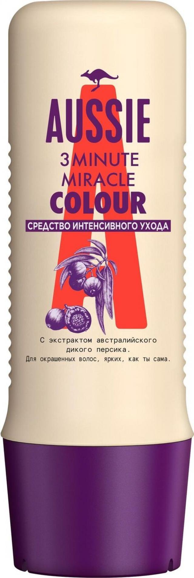 Осси средство для волос Миракл Колор 3мин. 250мл купить в Москве по цене от 0 рублей