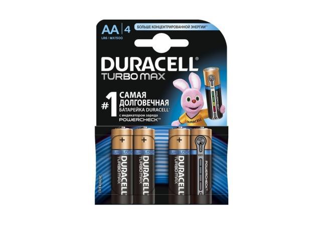 Дюрасел батарейка Турбо АА №4 купить в Москве по цене от 0 рублей