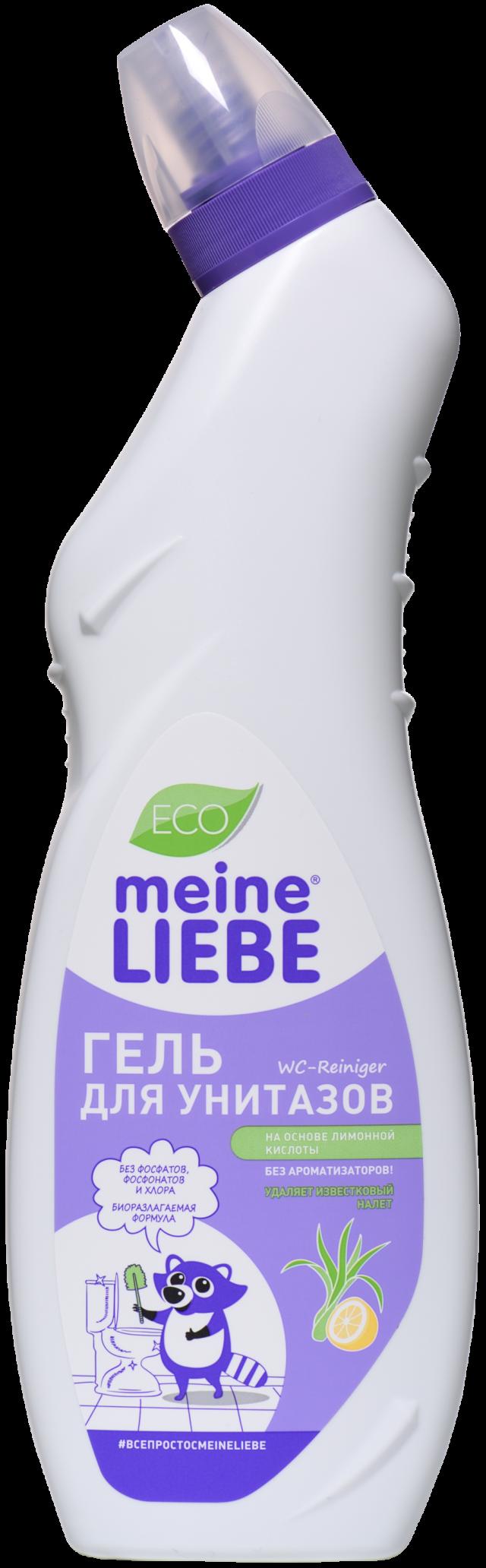 Майне Либе гель д/чистки унитазов лимон 750мл купить в Москве по цене от 0 рублей