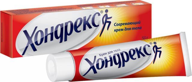 Хондрекс крем для тела 50г купить в Москве по цене от 161 рублей
