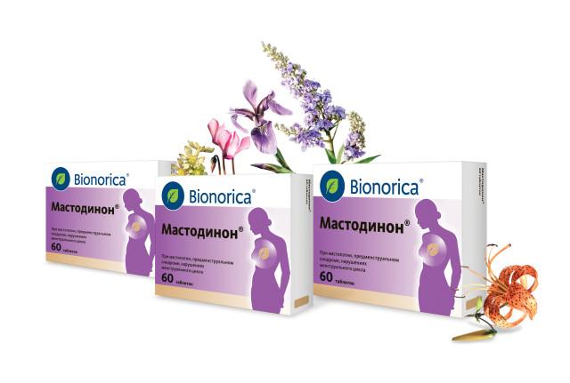 Мастодинон таблетки гомеопатические №60 купить в Москве по цене от 613 рублей