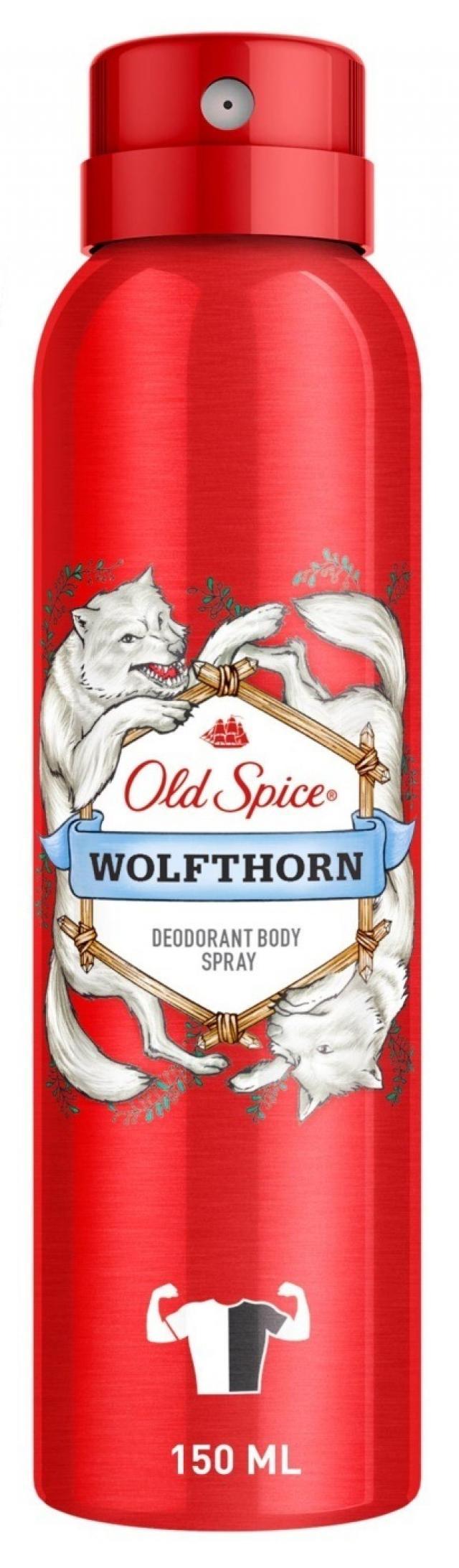 Олд Спайс дезодорант-спрей Волфторн 125мл купить в Москве по цене от 0 рублей