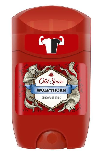 Олд Спайс дезодорант-стик Волфторн 50мл купить в Москве по цене от 293 рублей