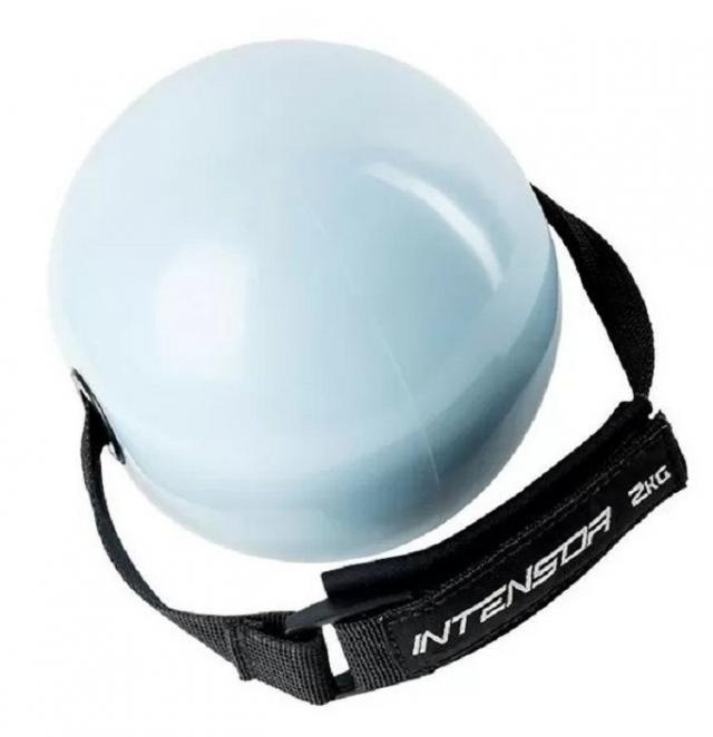 Интенсор мяч набивной мягкий 2кг M113 купить в Москве по цене от 0 рублей
