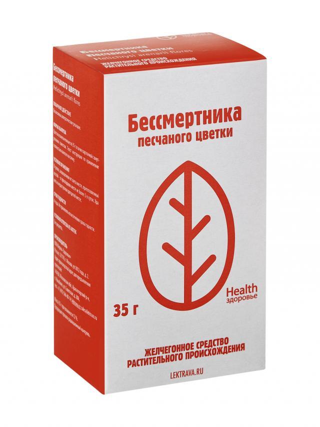 Бессмертник песчаный цветки Здоровье 35г купить в Москве по цене от 57 рублей