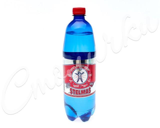 Вода минеральная Стелмас Магний 1л (газ) купить в Москве по цене от 55 рублей