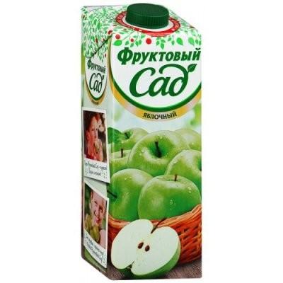 Фруктовый сад Яблоко 950мл купить в Москве по цене от 0 рублей