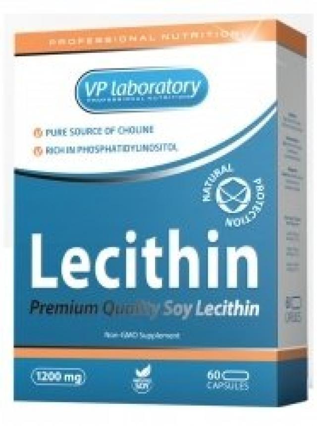 ВП Лецитин капсулы №60 VP60010582 купить в Москве по цене от 0 рублей