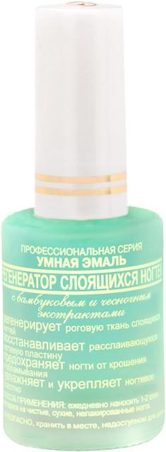 Умная эмаль регенератор слоящихся ногтей 11мл купить в Москве по цене от 156 рублей