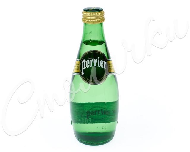 Вода минеральная Перье 0,33мл (газ) купить в Москве по цене от 115 рублей