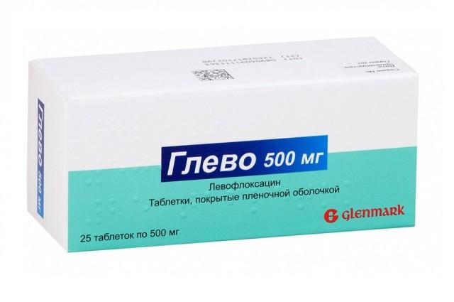 Глево таблетки 500мг №25 купить в Москве по цене от 180.5 рублей