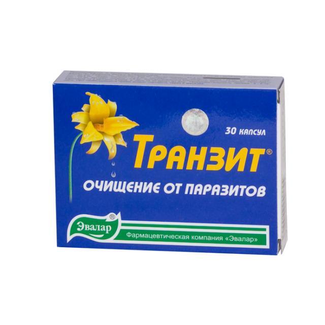 Транзит капсулы №30 купить в Москве по цене от 148 рублей