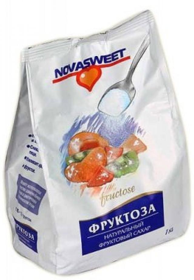 Новасвит фруктоза порошок 1кг купить в Москве по цене от 0 рублей
