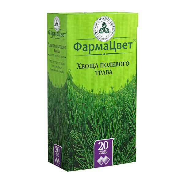 Хвощ полевой трава 1,5г №20 купить в Москве по цене от 59 рублей