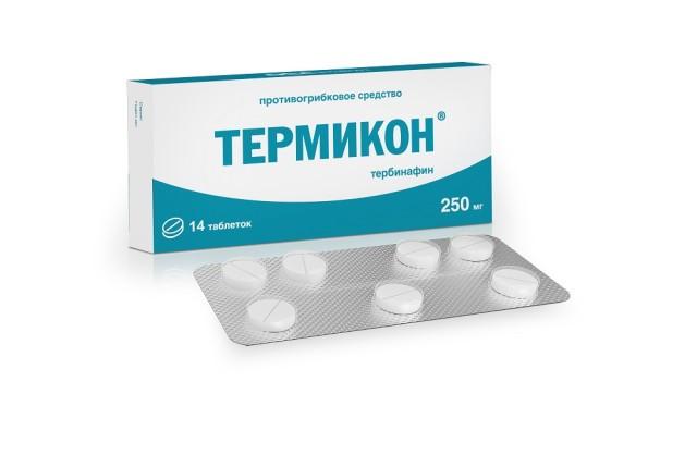 Термикон таблетки 250мг №14 купить в Москве по цене от 487 рублей