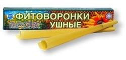 Фитоворонки ушные для детей №2 купить в Москве по цене от 33 рублей