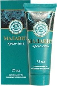 Малавит крем-гель 75мл купить в Москве по цене от 293 рублей